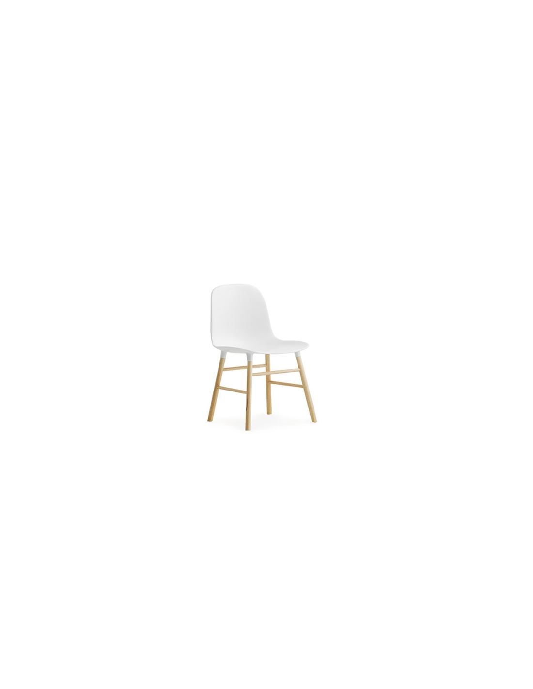 miniatur stuhl form von normann copenhagen. Black Bedroom Furniture Sets. Home Design Ideas