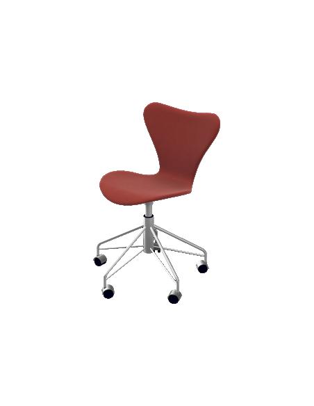 Bürodrehstuhl Serie 7 mit Stoffbezug von Fritz Hansen
