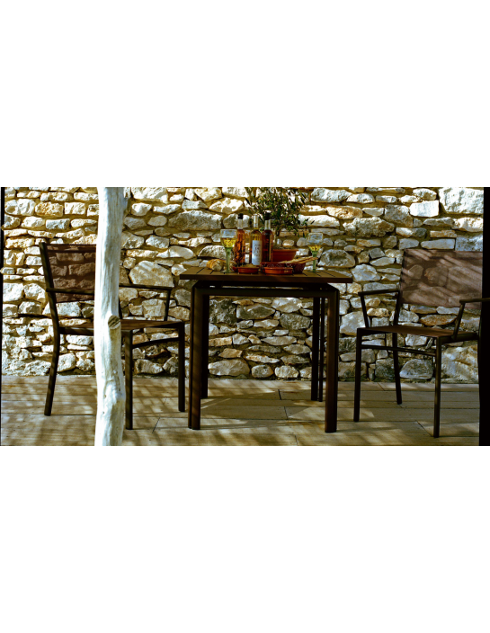 Tisch Costa Fermob 80x80 cm