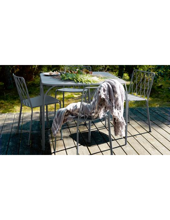 Tisch Kintbury Fermob 100 x 100 cm