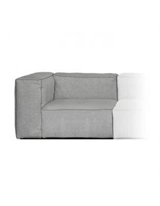Modul Mags Wide für Sofa Mags Soft mit Armlehnen von HAY