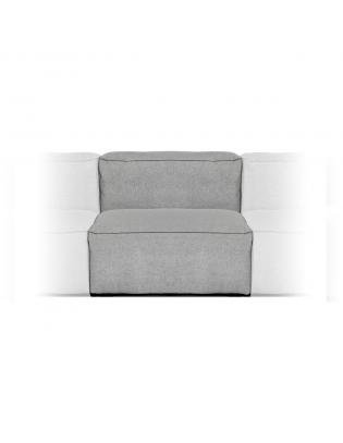 Modul Mags Wide für Sofa Mags Soft, Mittelteil von HAY