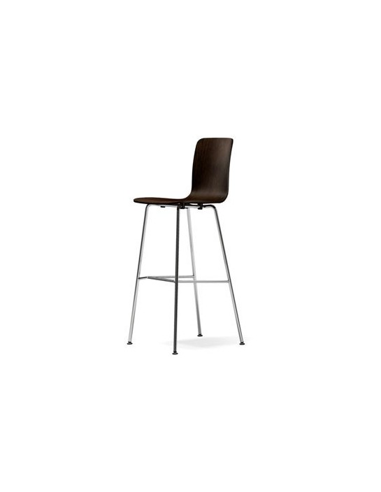 Stuhl HAL Ply Stool High Vitra
