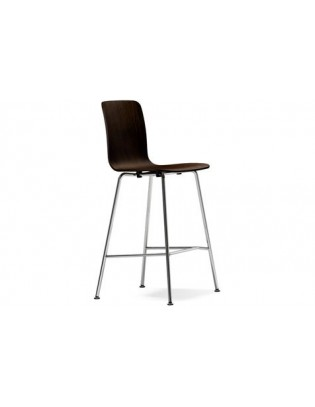 Stuhl HAL Ply Stool Medium Vitra